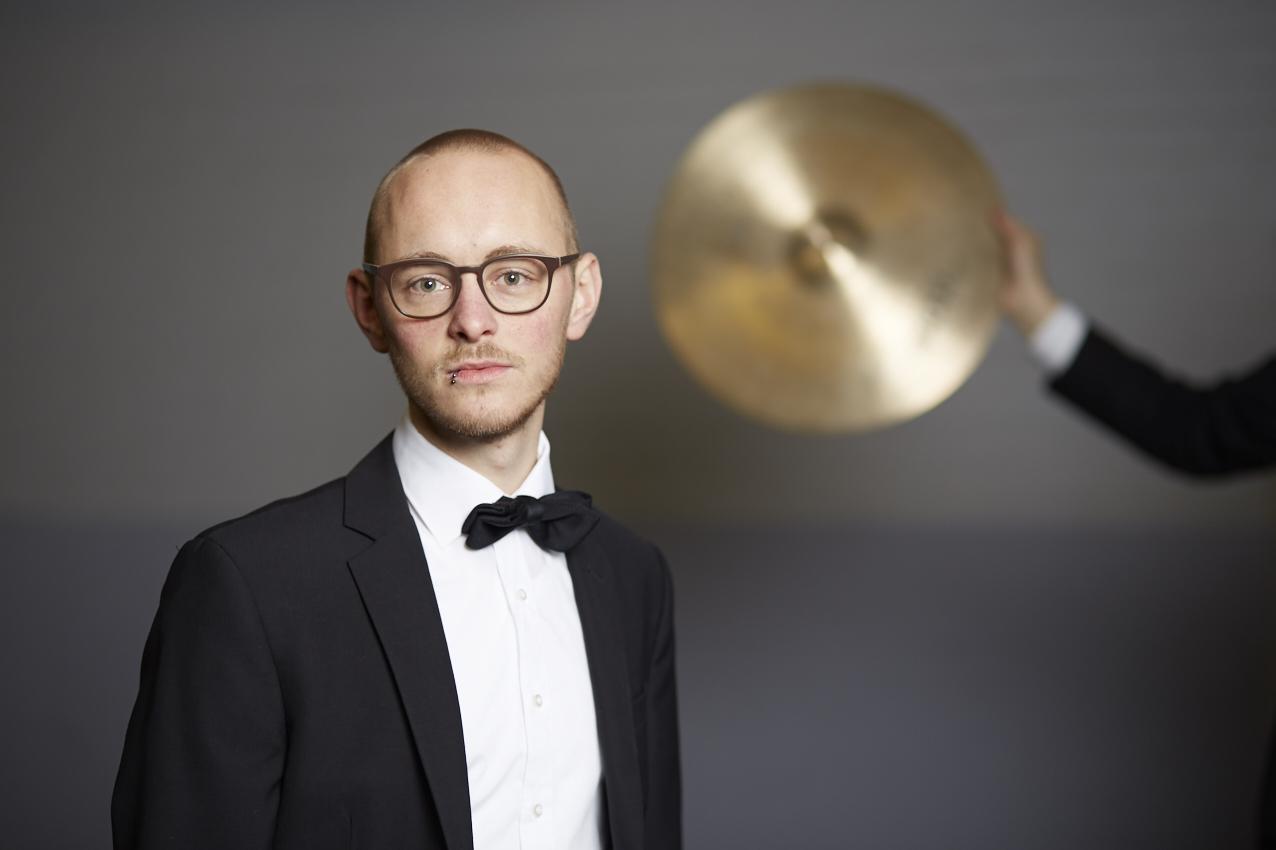 Moritz Hamm | Schlagzeug